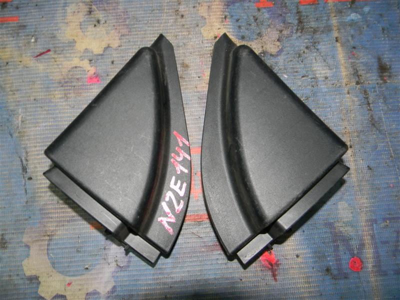 Накладка на зеркало Toyota Corolla Fielder NZE141 1NZ-FE 2006