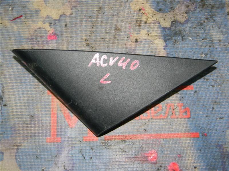 Накладка на зеркало Toyota Camry ACV40 2AZ-FE 2009 левая