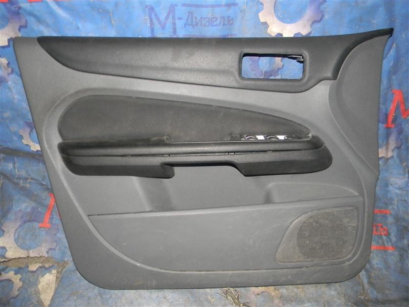Обшивка двери Ford Focus CB4 SIDA 2008 передняя левая