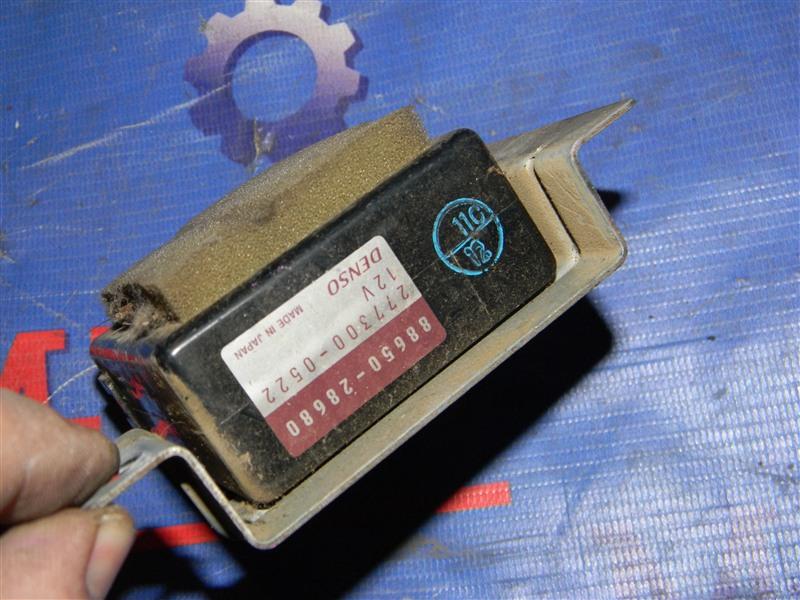 Блок управления Toyota Townace Noah CR52 3CE 2001