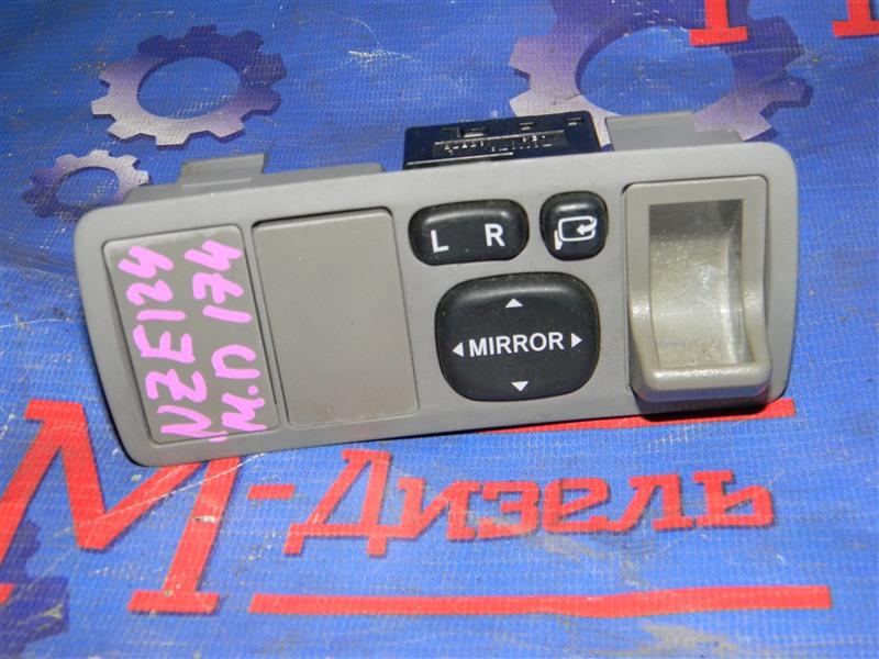 Блок управления зеркалами Toyota Corolla NZE124 1NZ-FE 2000
