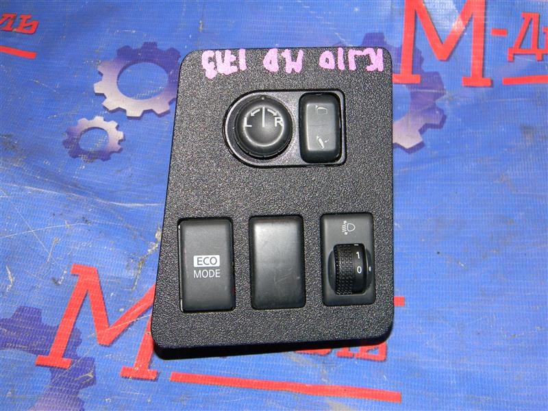 Блок управления зеркалами Nissan Qashqai KJ10 MR20DE 2011