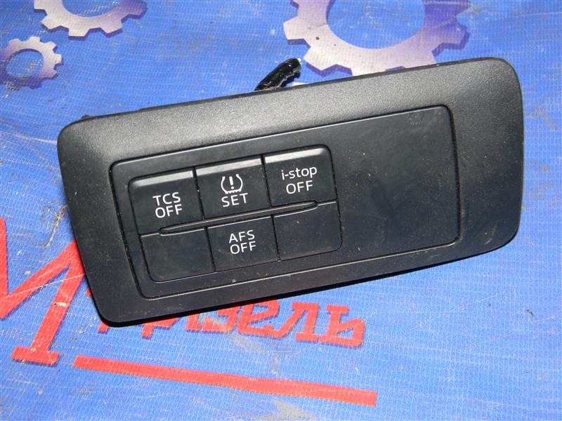 Кнопки в салон Mazda Cx-5 KEEFW PE-VPS 2011
