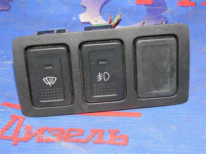 Кнопки в салон Suzuki Grand Vitara TD54W J20A 2006