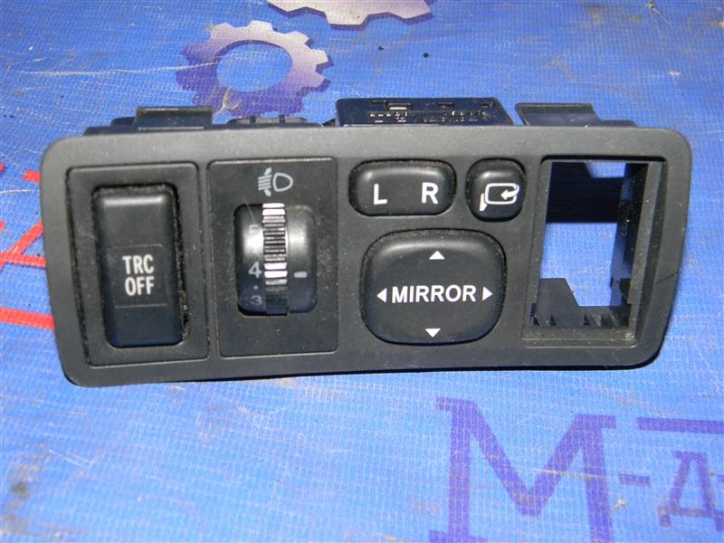 Блок управления зеркалами Toyota Rav4 ACA31 2AZ-FE 2006