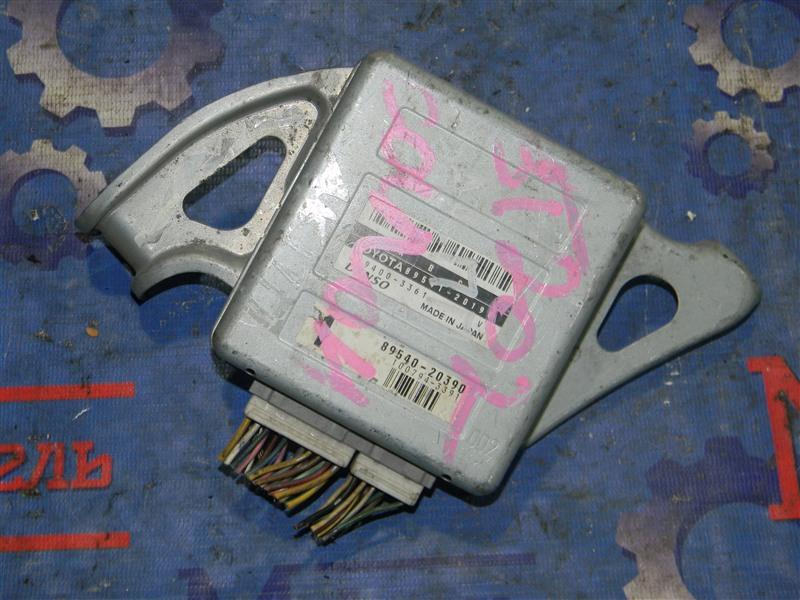 Блок управления abs Toyota Celica ST202 3S-GE 1998