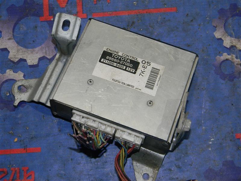 Блок управления двс Toyota Townace Noah KR42V 7K-E 2001