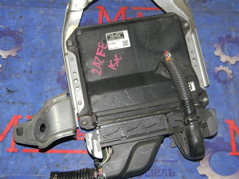 Блок управления двс Toyota Camry ACV40 2AZ-FE 2006