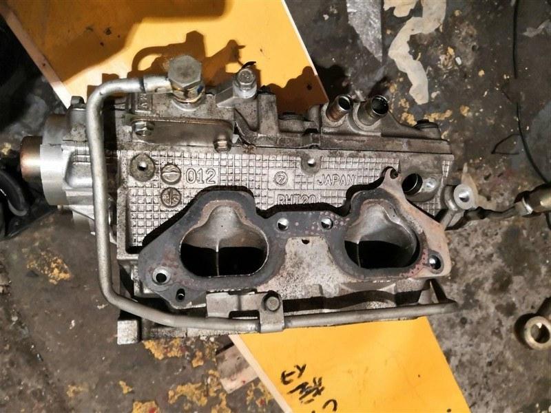Головка блока цилиндров Subaru Impreza GDA EJ20-T 2006