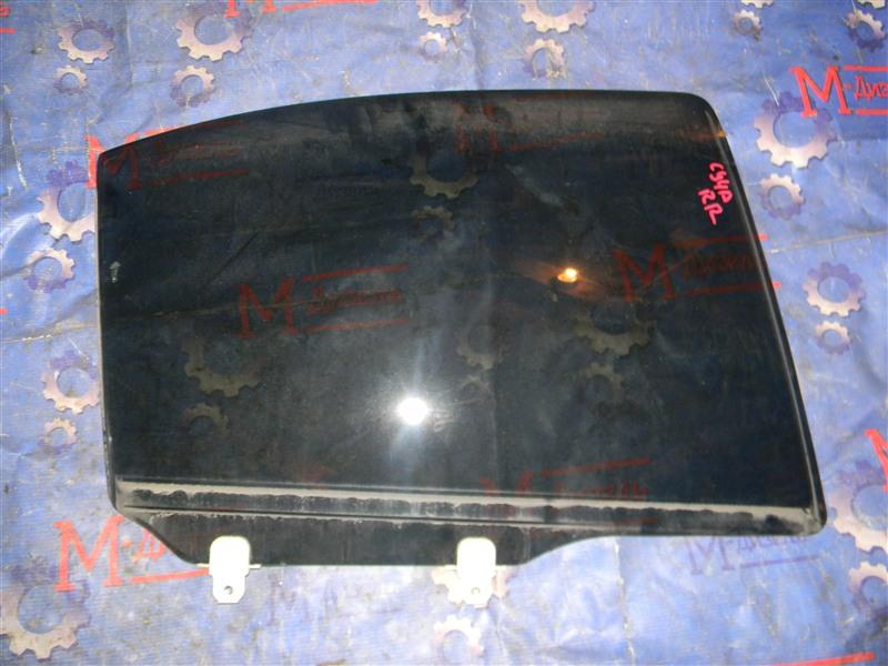 Стекло боковое Mitsubishi Lancer X CY4A 4B11 2008 заднее правое