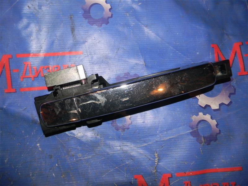 Ручка двери внешняя Nissan Qashqai KJ10 MR20DE 2011 задняя правая
