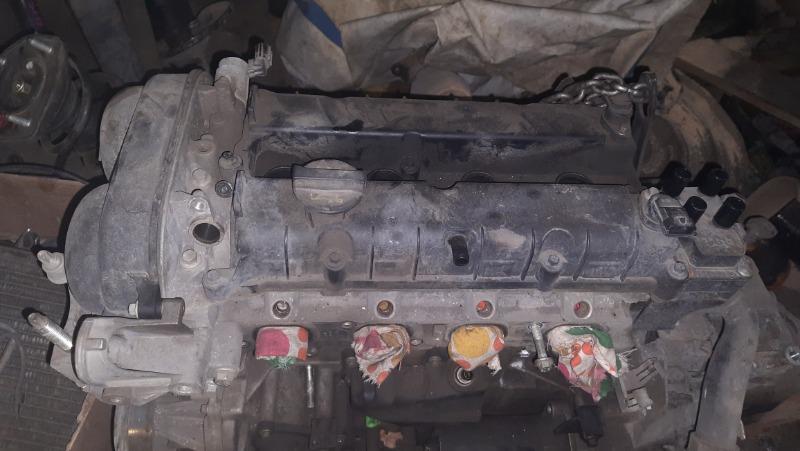 Двигатель Ford Focus CB4 SIDA 2008