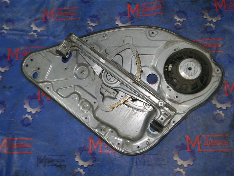 Стеклоподъемник Ford Focus CB4 SIDA 2008 задний левый