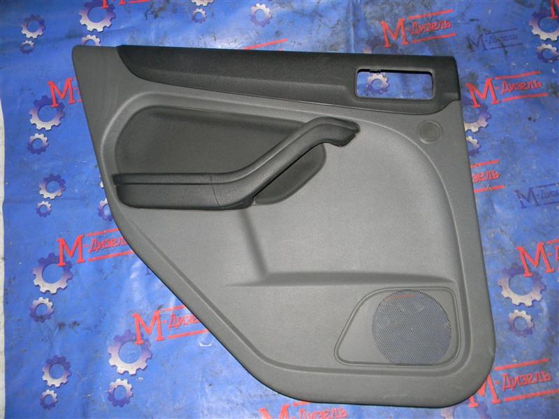 Обшивка двери Ford Focus CB4 SIDA 2008 задняя левая
