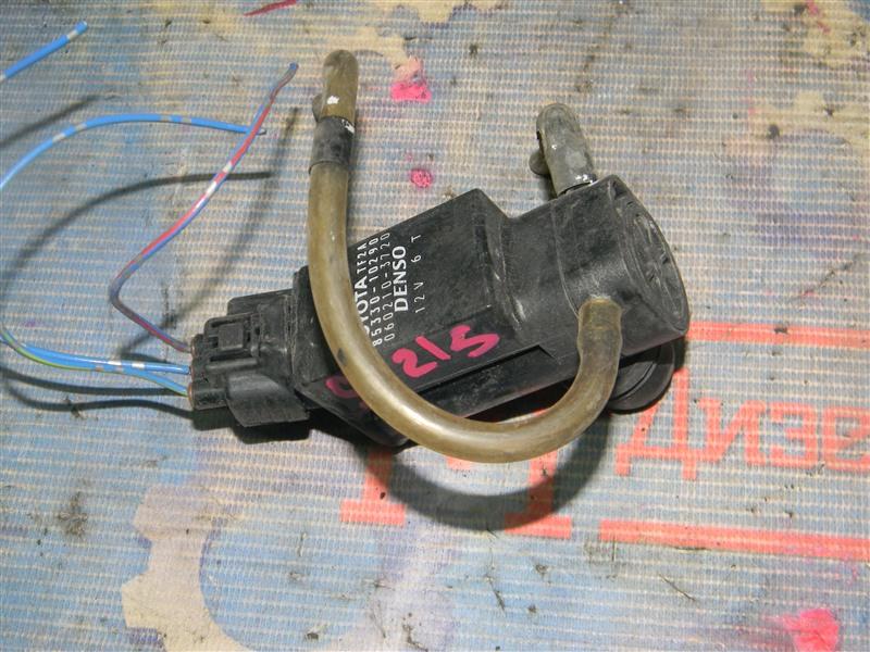 Мотор омывателя Toyota Caldina ST215G 3S-FE 2001