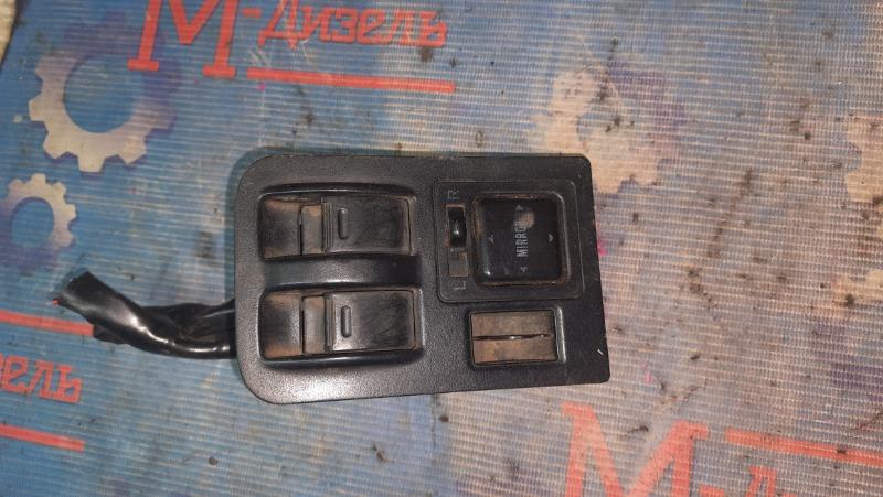 Блок управления стеклоподъемниками Toyota Caldina ST191 3S-FE 1995