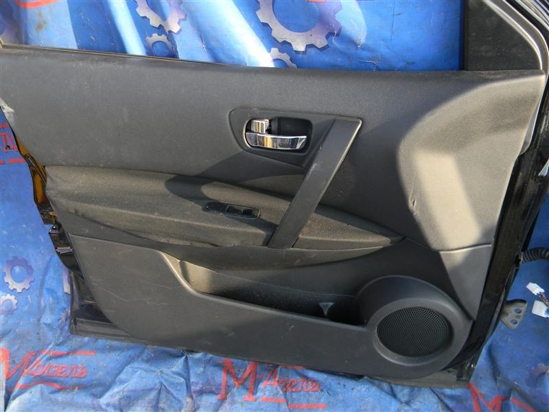 Ручка внутренняя Nissan Qashqai J10 MR20DE 2008 передняя левая