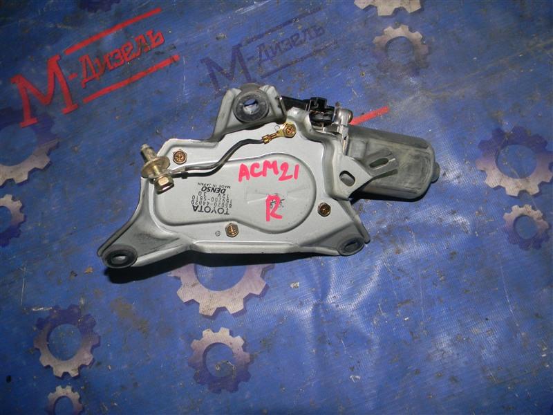 Привод дворников Toyota Ipsum ACA21W 2AZ-FE 2005 задний