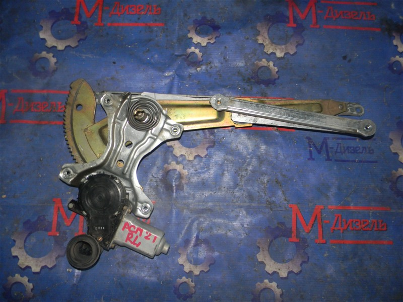 Стеклоподъемник Toyota Ipsum ACA21W 2AZ-FE 2005 задний левый