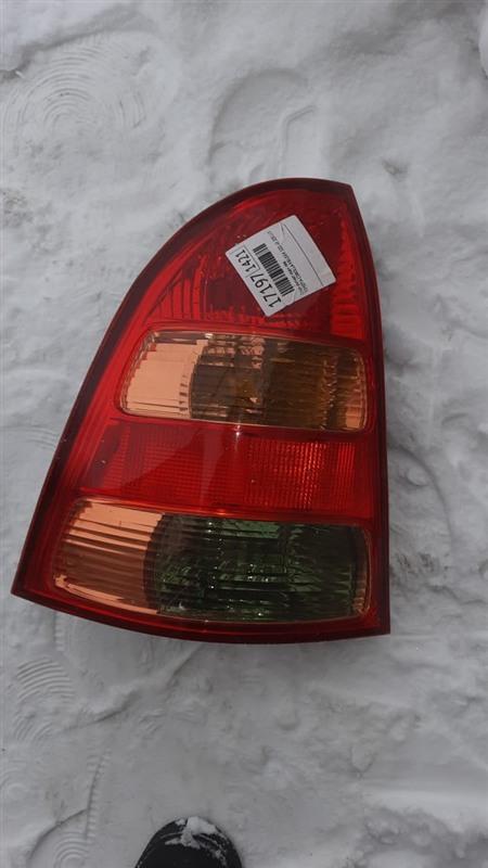 Стоп-сигнал Toyota Corolla Fielder ZZE124 1ZZ-FE 2002 задний левый
