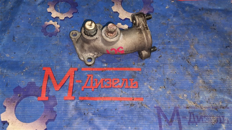 Трубка системы охлаждения Toyota Vista CV40 3C-T 1996