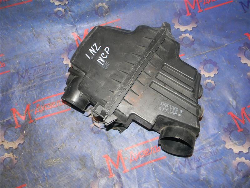Корпус воздушного фильтра Toyota Platz NCP16 2NZ-FE 2001