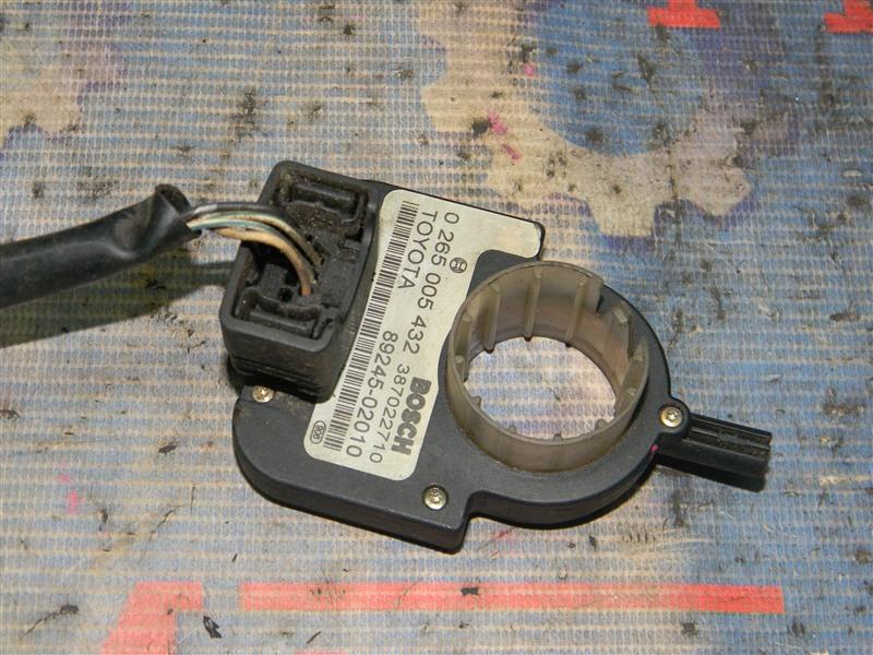 Датчик положения руля Toyota Avensis AZT251 2AZ-FSE 2007
