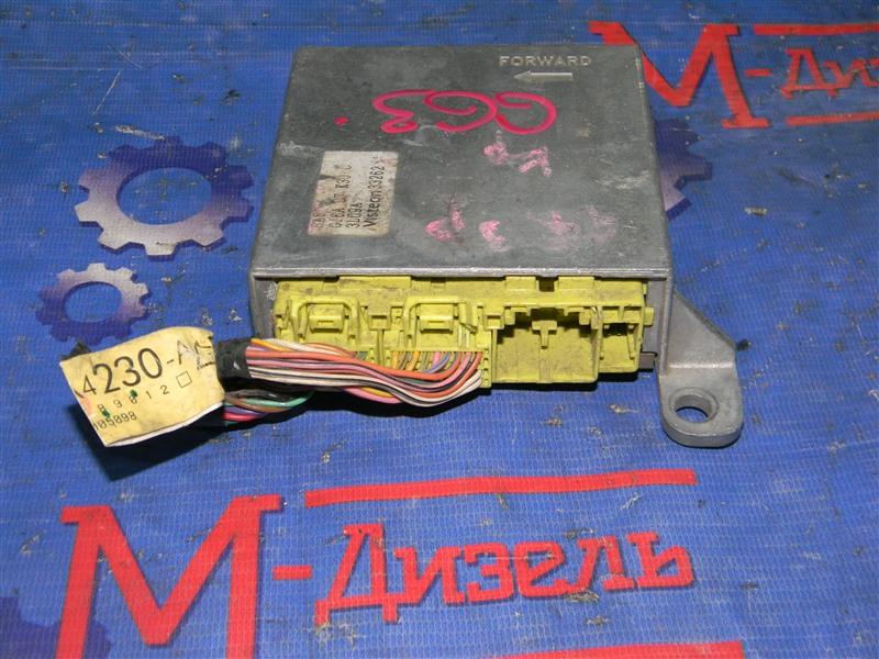 Блок управления airbag Subaru Impreza GG3 EJ15 2001