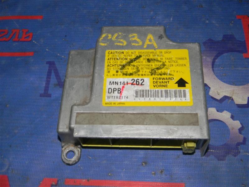 Блок управления airbag Mitsubishi Lancer CS2A 4G15 1998