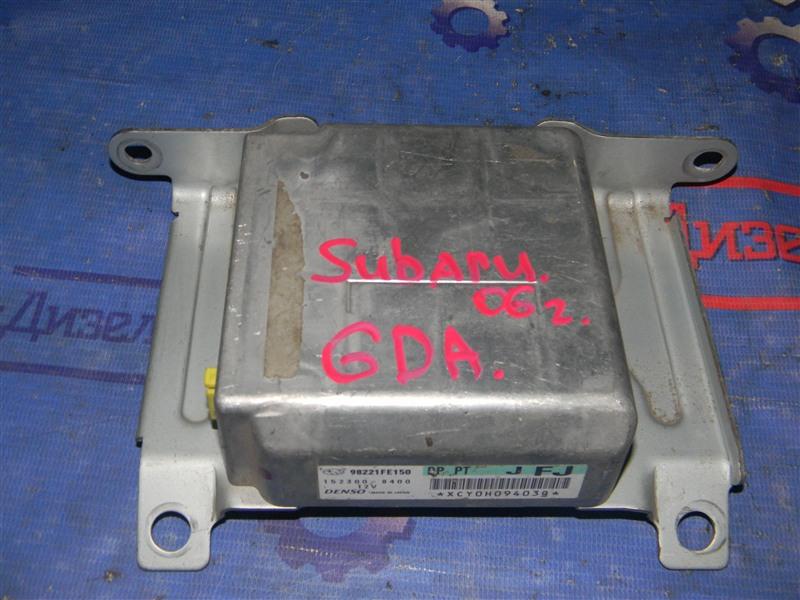 Блок управления airbag Subaru Impreza GDA EJ20 2006
