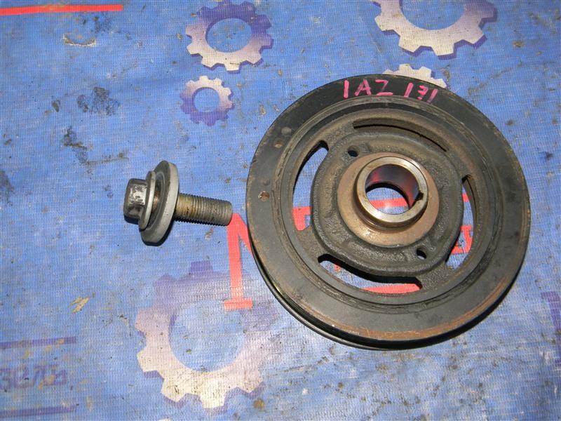 Шкив коленвала Toyota Avensis AZT250 1AZ-FSE 2007