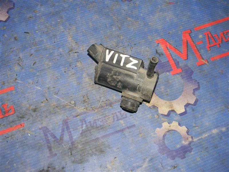 Мотор омывателя Toyota Vitz SCP10 1SZ-FE 2003