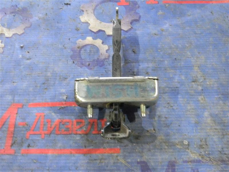 Ограничитель двери Toyota Wish ZNE10 1ZZ-FE 2005 задний правый