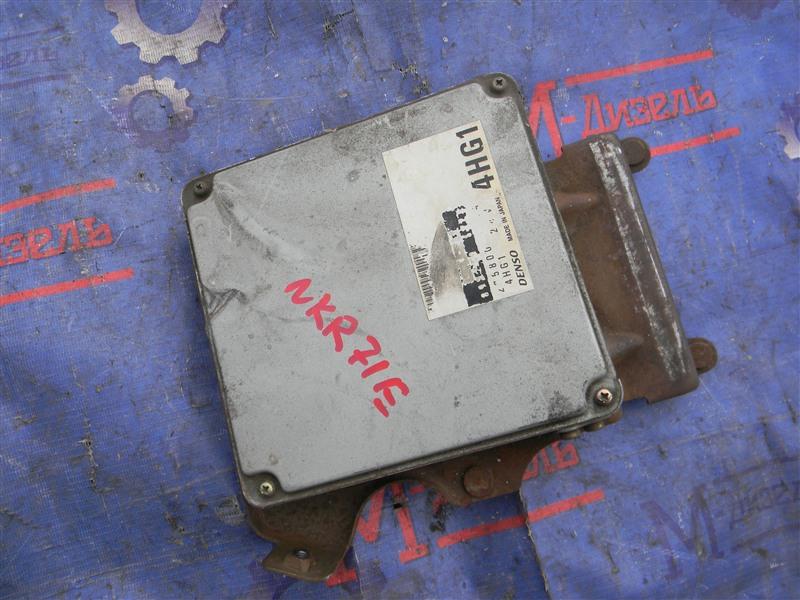 Блок управления двс Isuzu Elf NKR71E 4HG1 2001