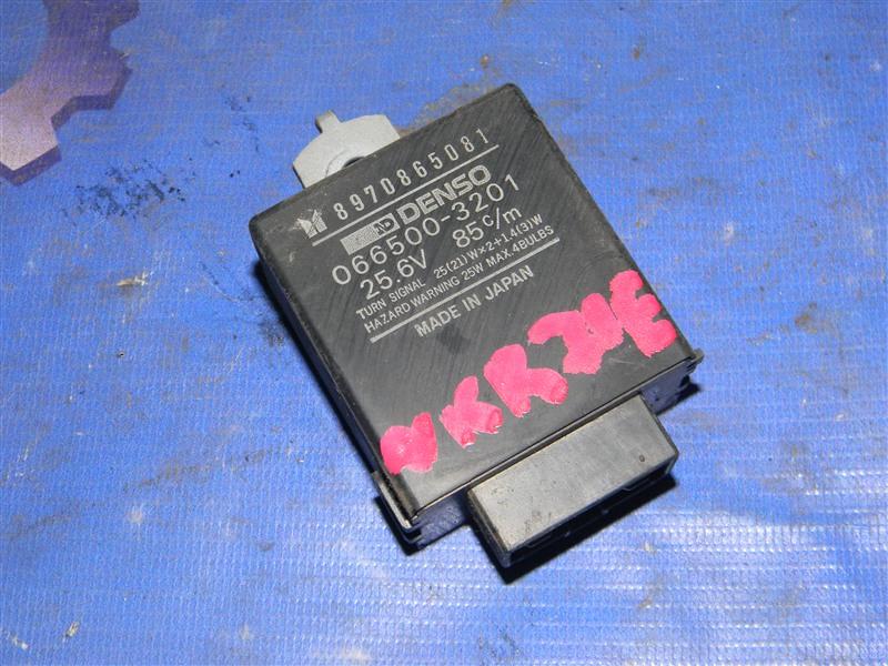 Блок управления Isuzu Elf NKR71E 4HG1 2001