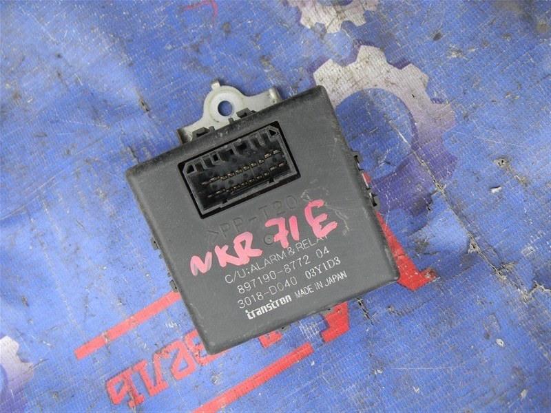 Реле Isuzu Elf NKR71E 4HG1 2001