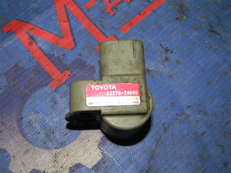 Датчик холостого хода Toyota Corona Sf ST190 4S-FE 1995