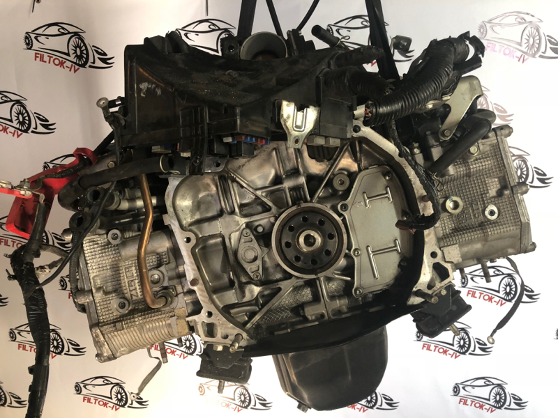 Двигатель Subaru Impreza GH3 EL15