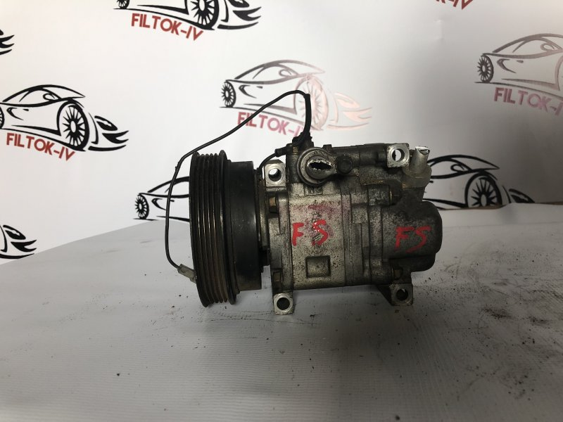 Компрессор кондиционера Mazda Capella GFER FS