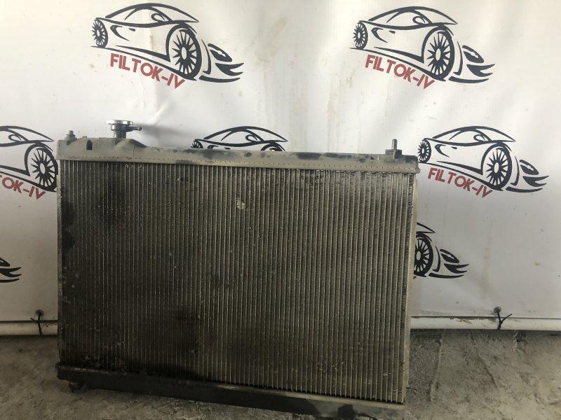 Радиатор основной Infiniti Fx35 S50