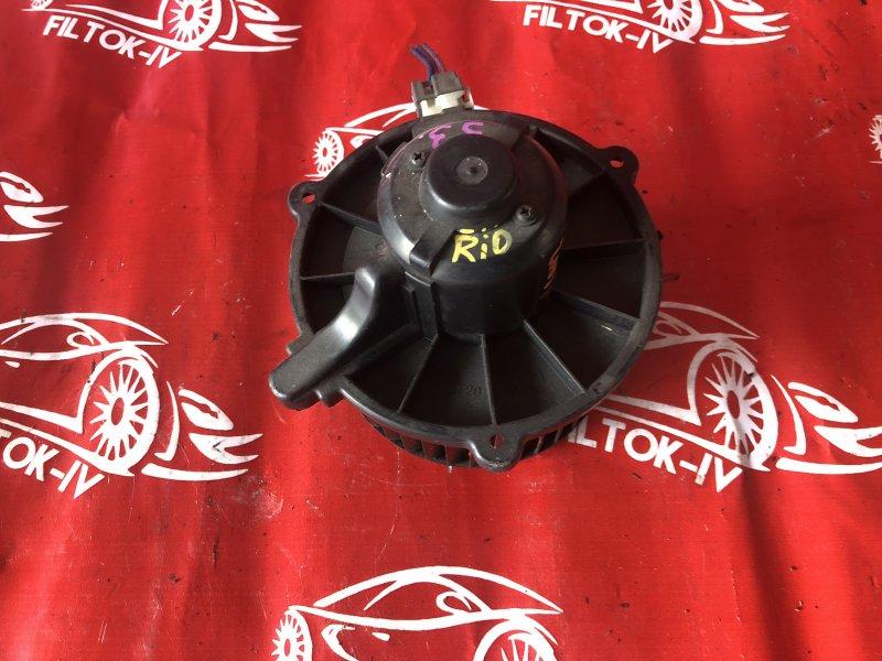 Мотор печки Kia Rio JB