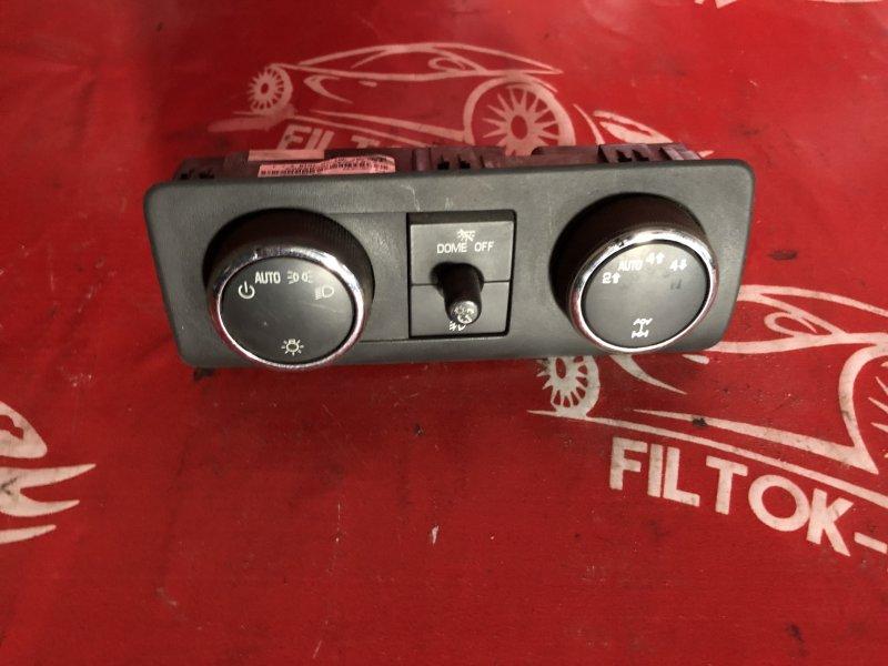 Блок управления Chevrolet Tahoe GMT900