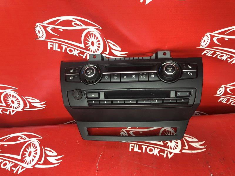 Магнитофон Bmw X6 E71