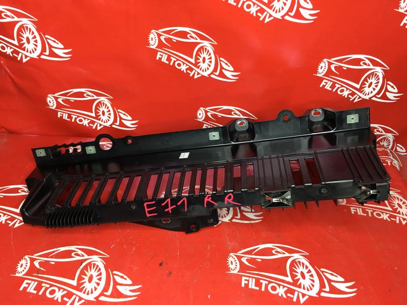 Кронштейн обшивки багажника Bmw X6 E71 задний правый