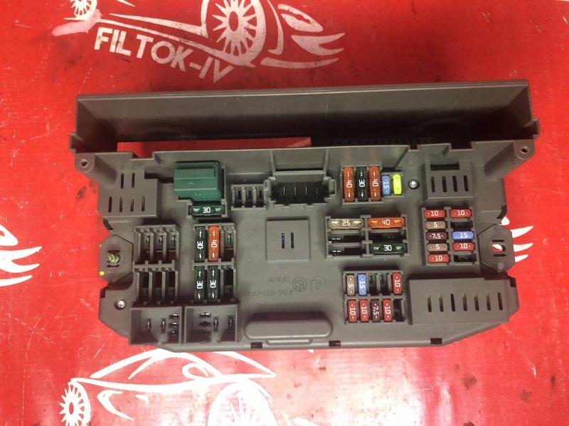 Блок предохранителей Bmw X6 E71 передний