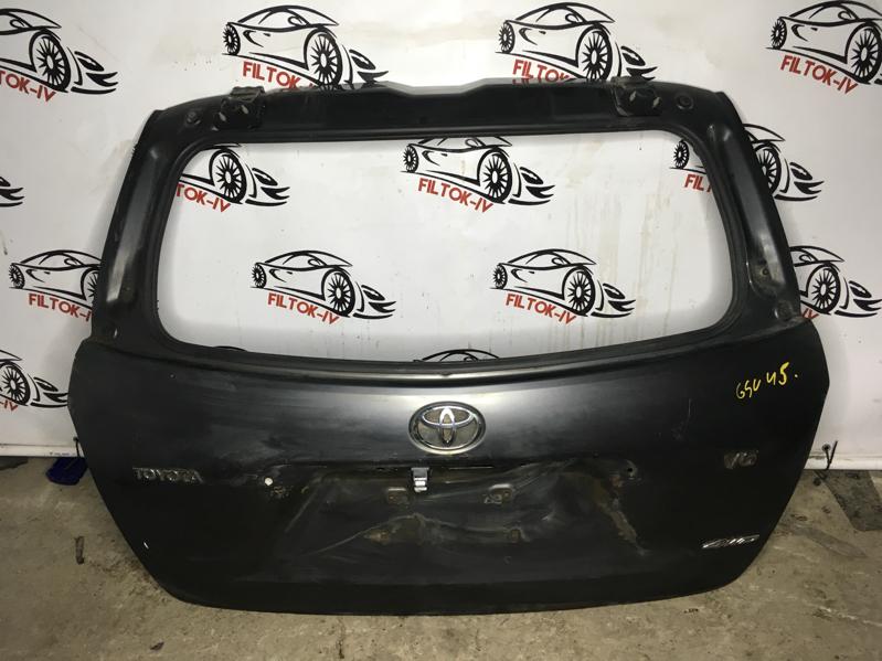 Дверь багажника Toyota Highlander GSU45