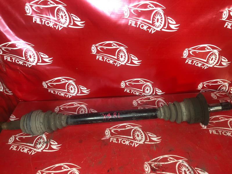 Привод Bmw X3 F25 N52B30 задний левый