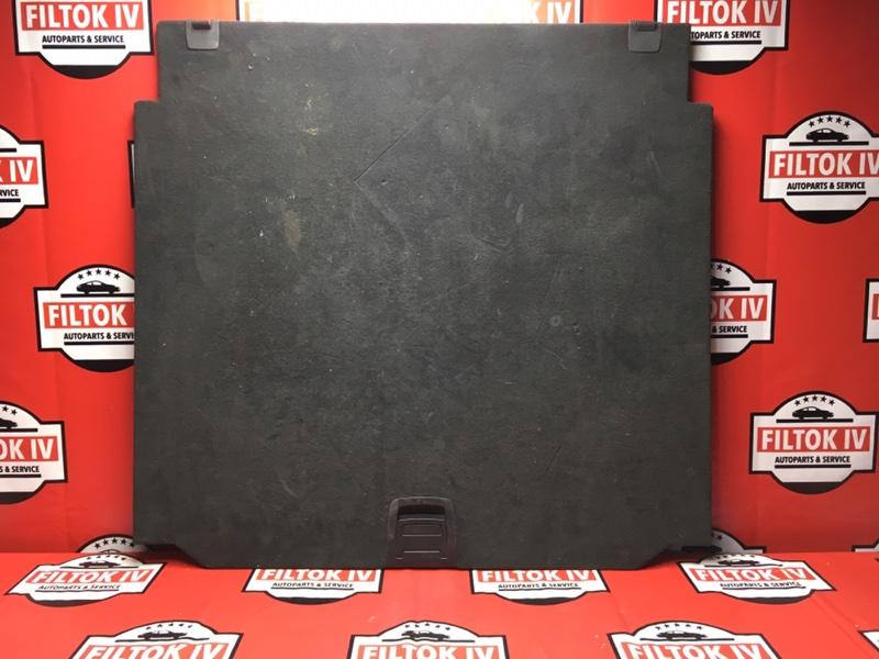 Пол багажника Bmw X5 E70 M57D30TU2 2009