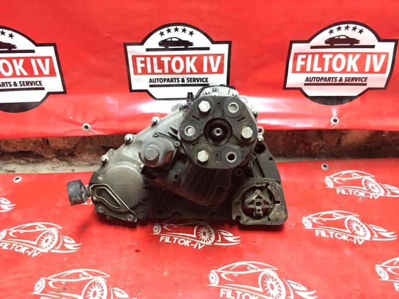 Мотор раздаточной коробки Bmw X5 E70 M57D30TU2