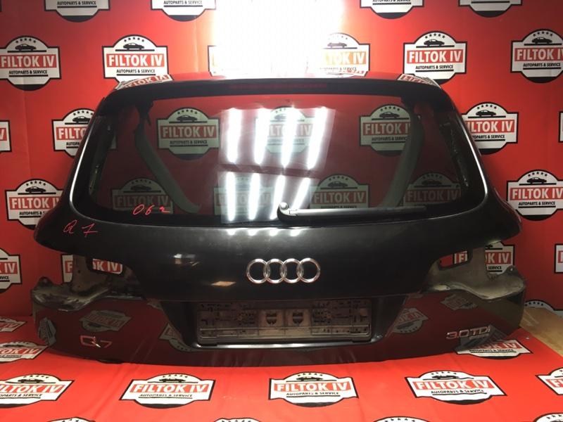 Дверь багажника Audi Q7 4LB BUG